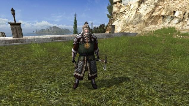 Rohirrim Knight Guard 2