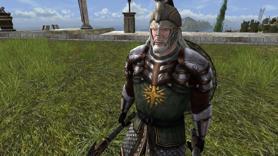 Rohirrim Knight Guard 7