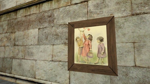 painting children 4