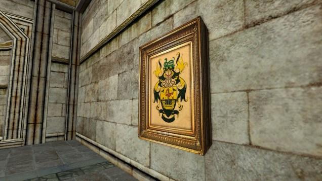 Heraldry Painting 4
