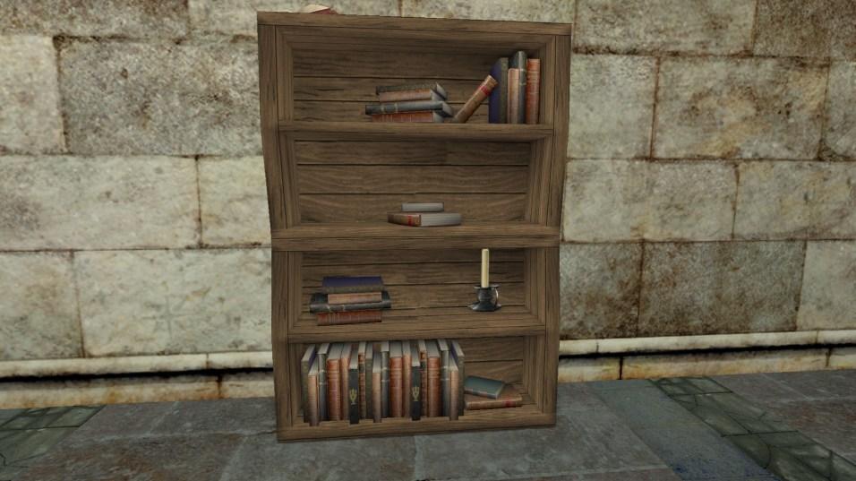 academic bookshelf 5