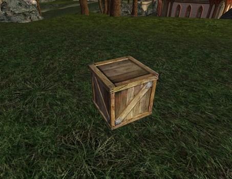 Premium Ingredient Crate
