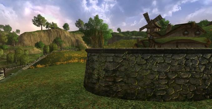 Stone Lilypad Tub