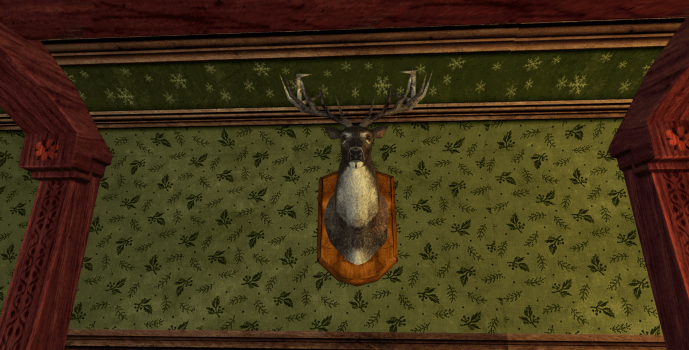 Rohirric Mounted Stag