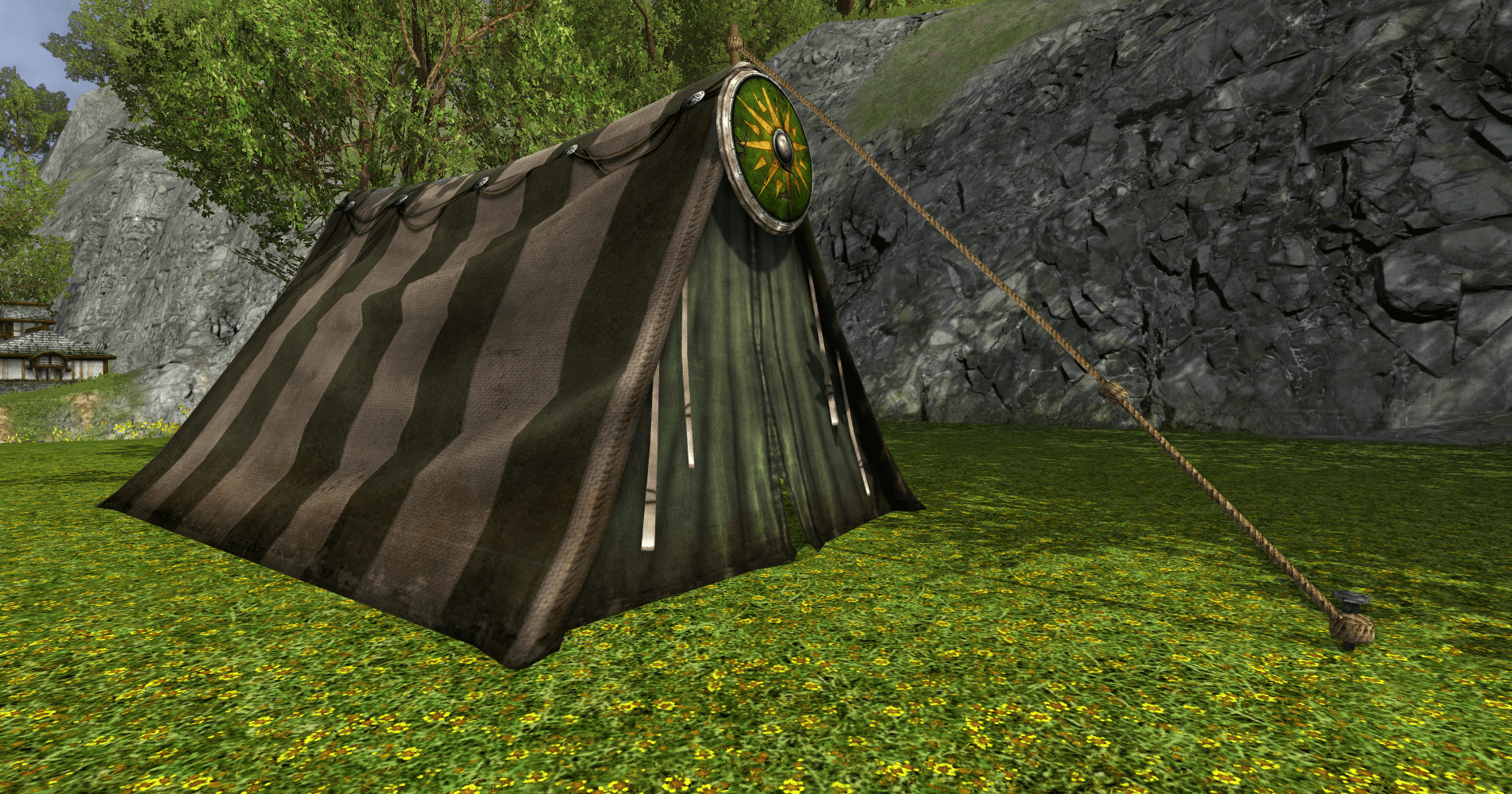 Norcrofts Tent