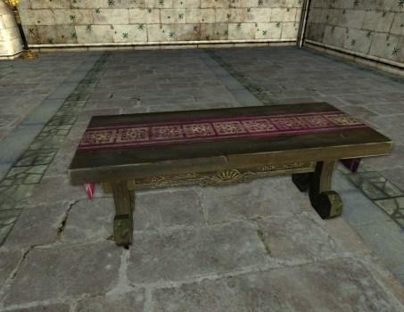 Long Dwarf-make Table
