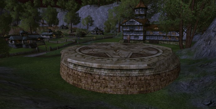 Ruined Stone Dais