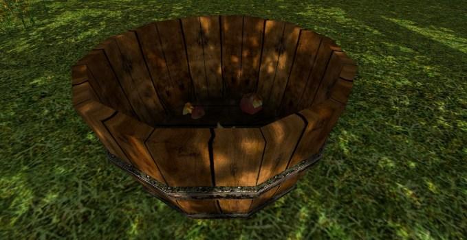 Tanglemane's Tub of Apples
