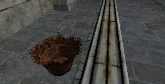 Wose-woven Basket