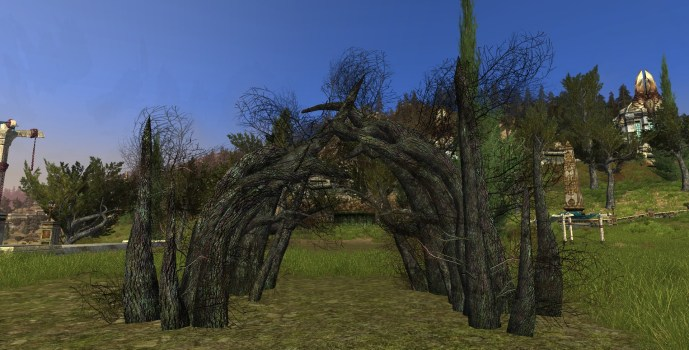Wose Root Archway
