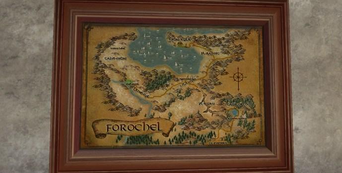 Map of Forochel