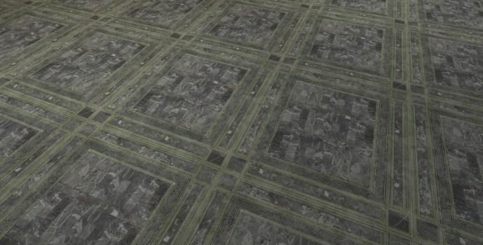 Gondorian Marble Floor