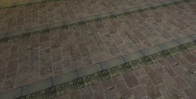 Gondorian Stone Floor