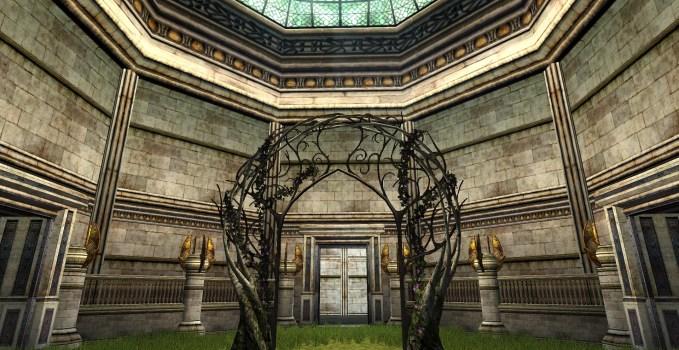 Lórien Garden Gate
