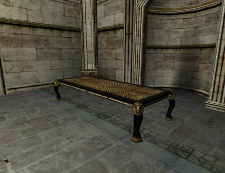 Large Gondorian Table