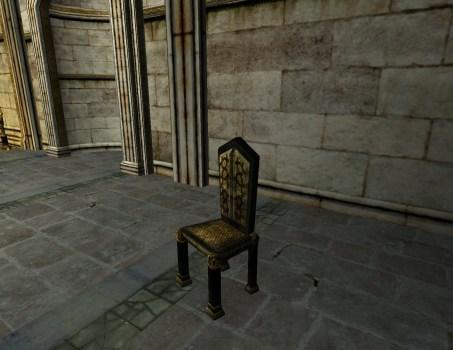 Gondorian Chair