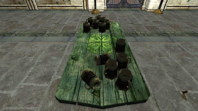 Clover Table 1