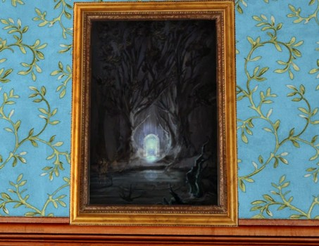 Gate to Moria Painting
