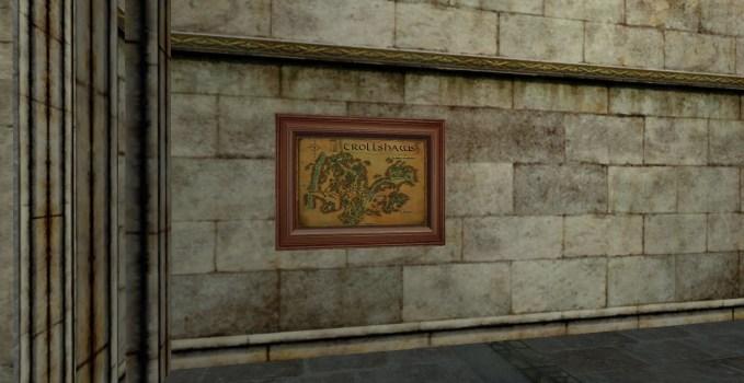 Map of the Trollshaws