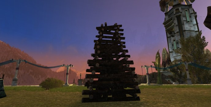 Memorial Pyre