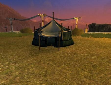 Gondorian Army Tent