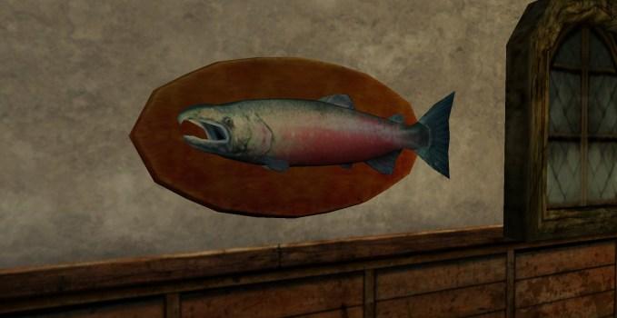 20-pound Salmon Trophy