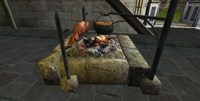 Small Firepit