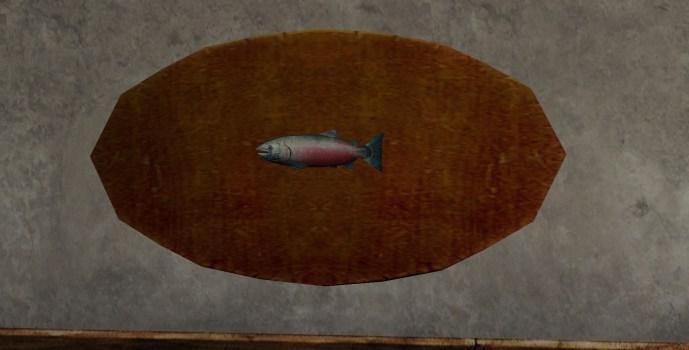 2-pound Salmon Trophy
