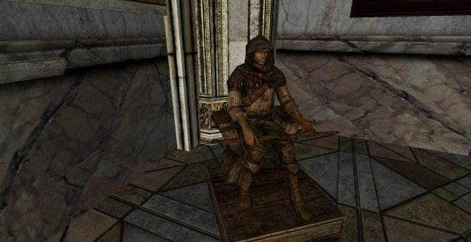 Statue of Candaith