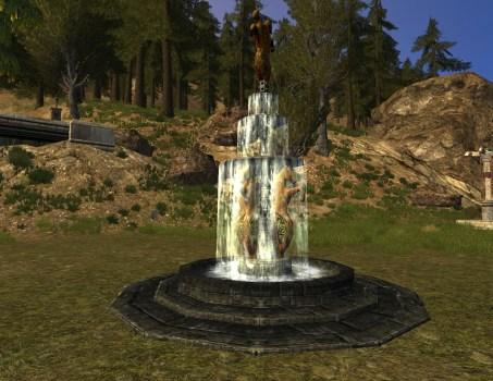 Rohirric Fountain