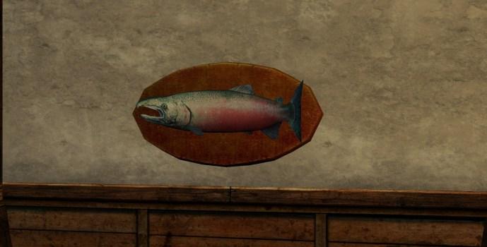 15-pound Salmon Trophy