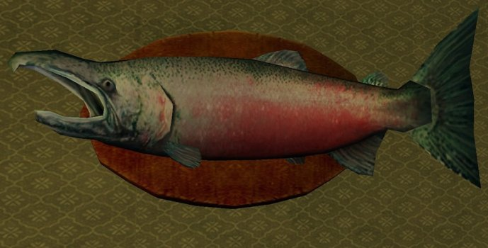 30-pound Salmon Trophy