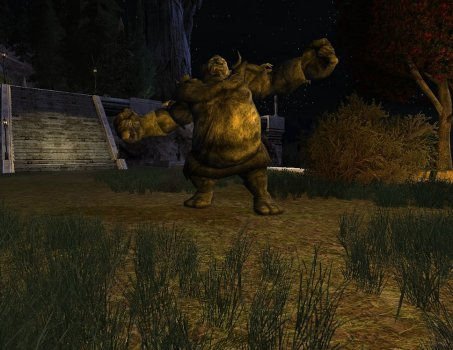 Stone Troll the First
