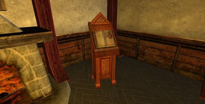 Scribe's Bookstand