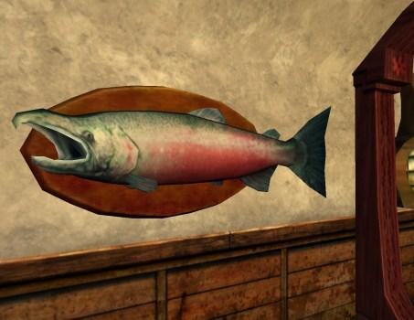 40-pound Salmon Trophy