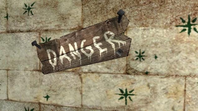 Sign: Danger ! 2