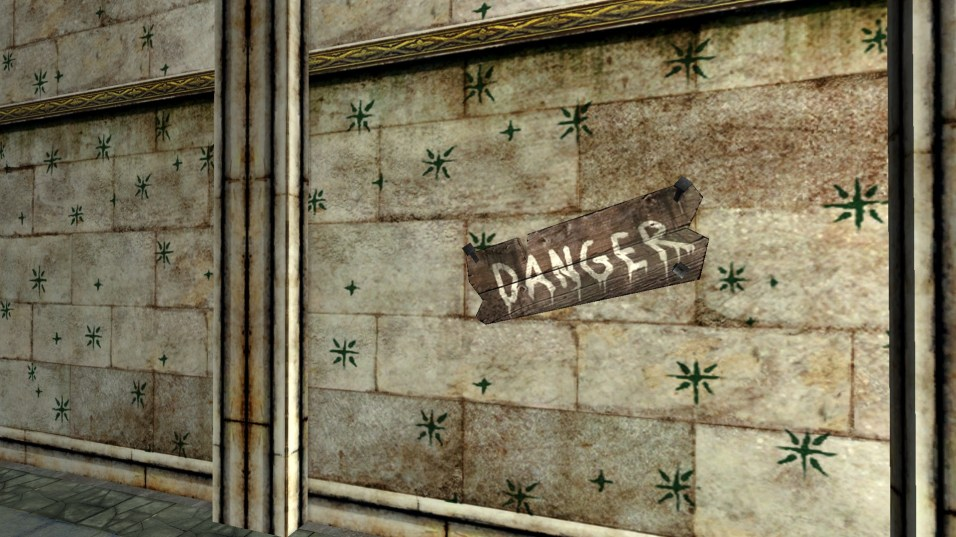 Sign: Danger ! 5