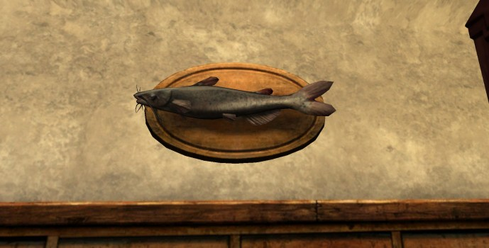 Cunning Catfish Trophy