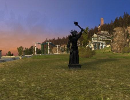 Statue of Sauron