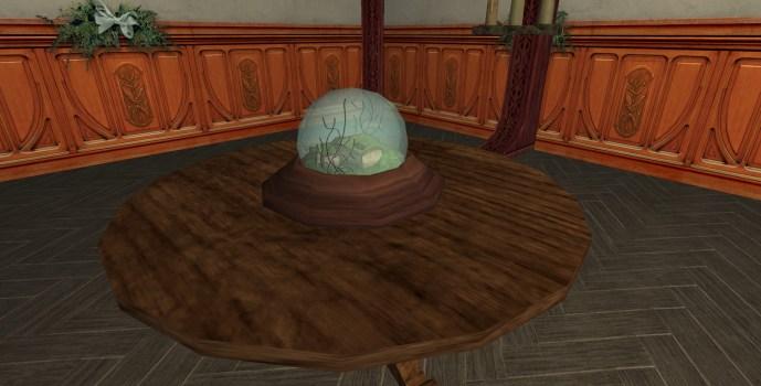 Hobbit Snow-globe