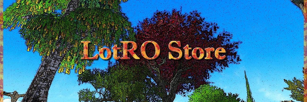 "<a href=""https://en.dcodumilieu.fr/lotro-store/""><strong>LOTRO Store Sales </strong></a>"