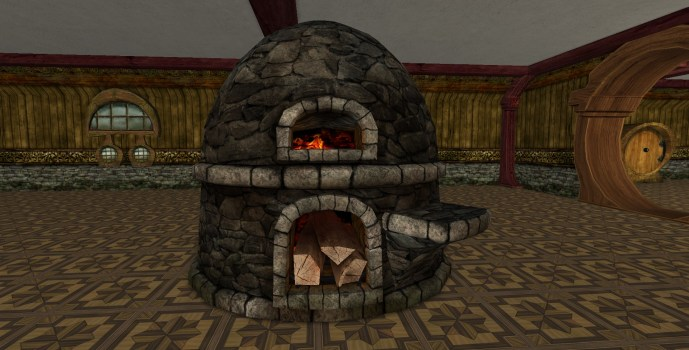Decorative Oven