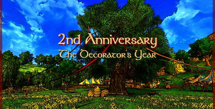 Anniversary : The D&Corator's year !