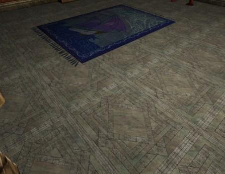 Opal Stone Floor