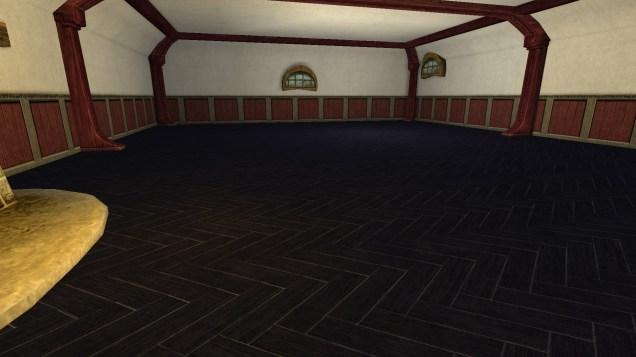 Navy Floor Paint