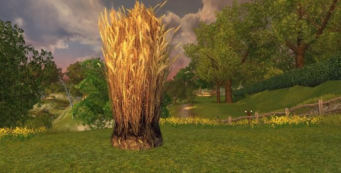 Pillar of Hay