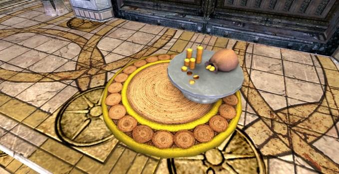 Treats Doormat – Mad Baggins' Gold