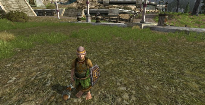 Hobbit Male Property Guard