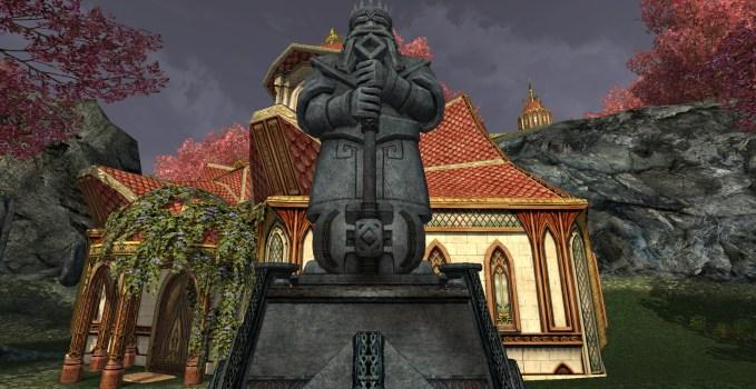 Statue of Balin V