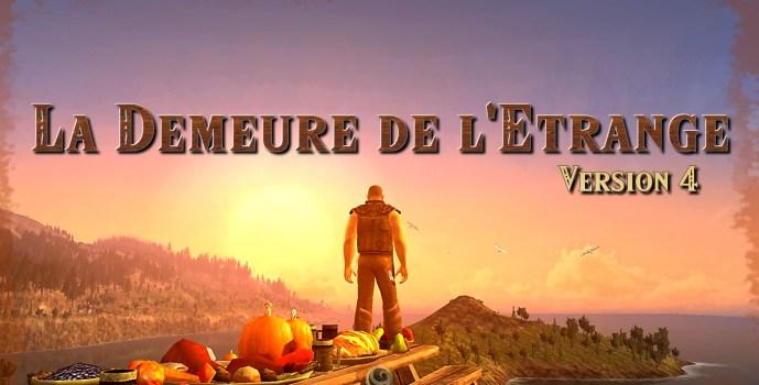 """Contest : """"La Demeure de l'Étrange IV"""""""